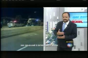 Operação da polícia procura chefe do tráfico no bairro Olhos D'Água ...