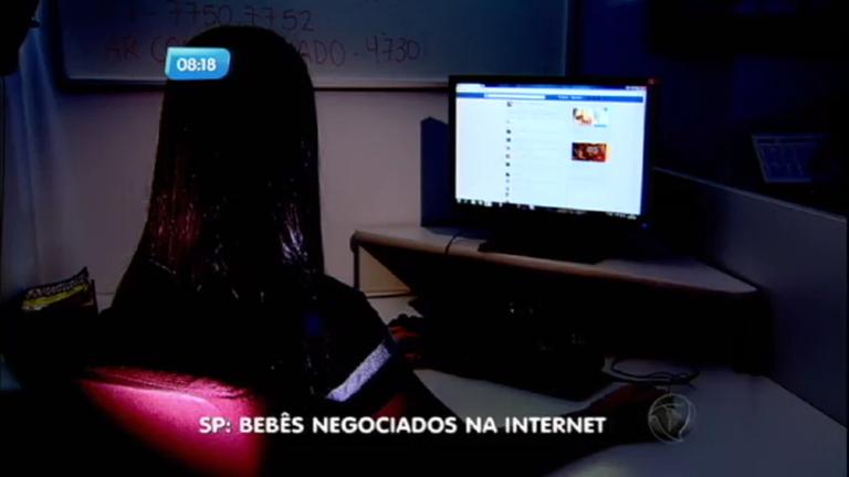Adolescente grávida oferece bebê nas redes sociais - Notícias - R7 ...
