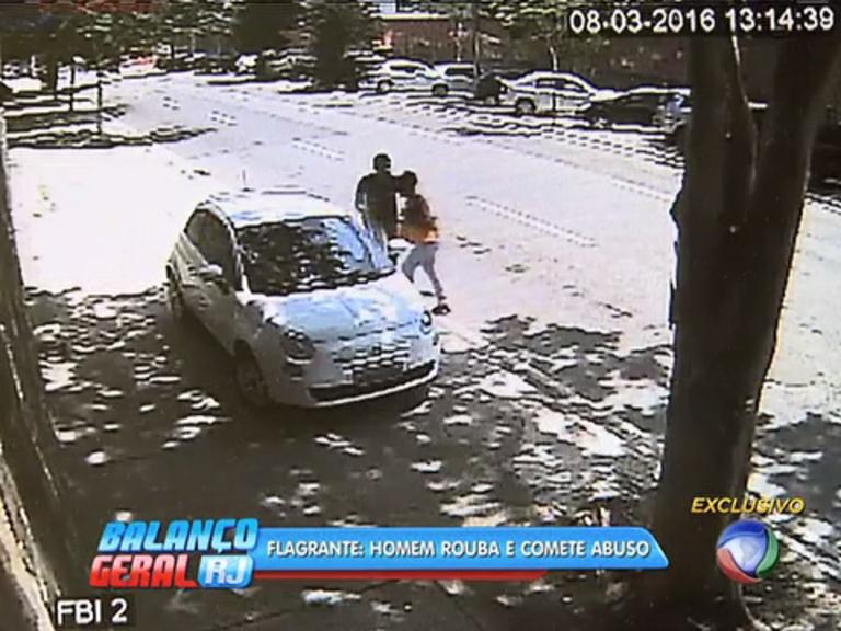 Guarda municipal é assaltada e abusada sexualmente na zona norte