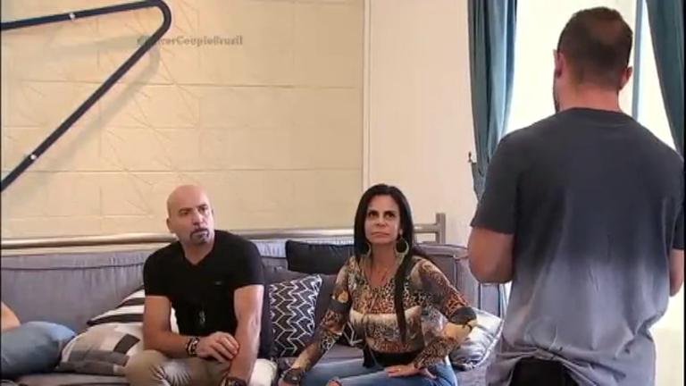 Gretchen e Carlos recusam convite de Laura e Jorge ...