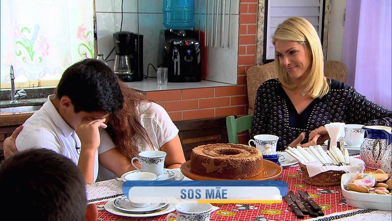 Hoje em Dia desta quarta-feira mostra o drama de uma mãe que ...