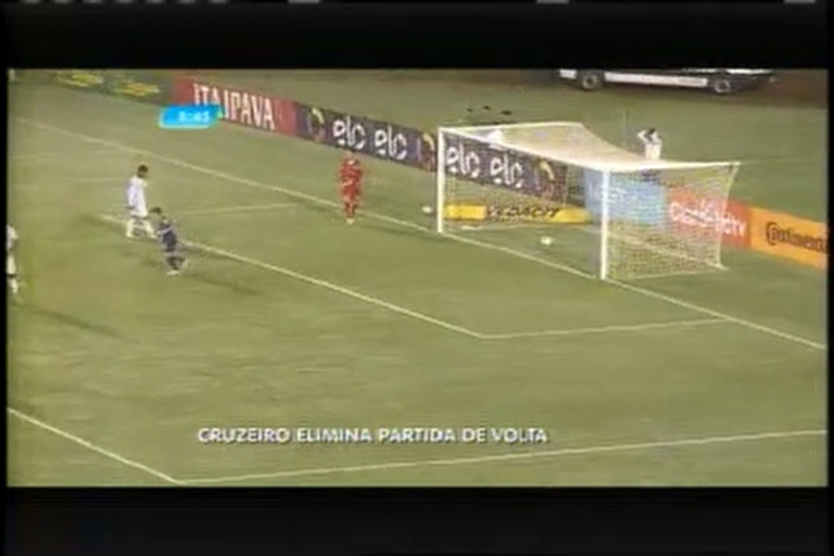 Cruzeiro vence o Londrina e elimina partida de volta da Copa do ...