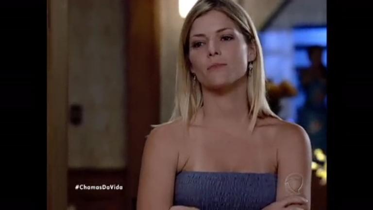 Raissa diz que terminou com Casé e Telma fica com ciúmes ...
