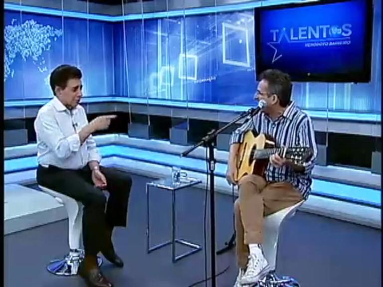 JR News recebe o músico Péricles Cavalcanti - Record News - R7 ...