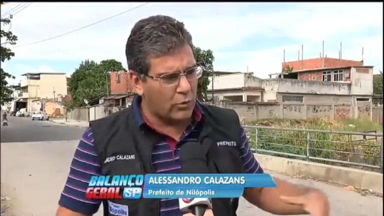 Prefeito pretende fechar Nilópolis (RJ) para conter aumento de ...
