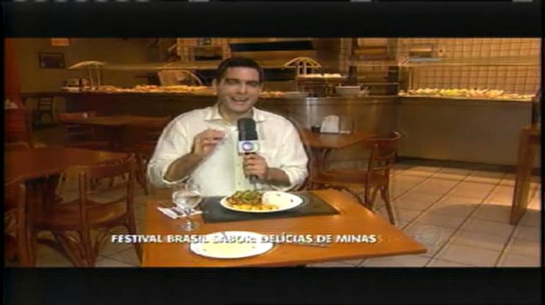 Festival Brasil Sabor traz delícias da culinária mineira - Minas ...