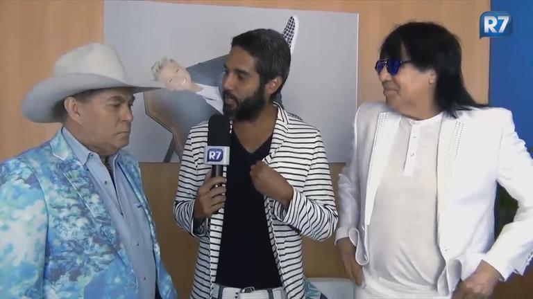Milionário e Marciano elogiam nova safra de cantores sertanejos ...