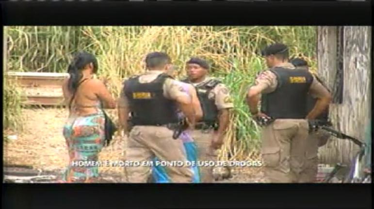 Homem é executado em matagal na divisa de Contagem - Minas ...