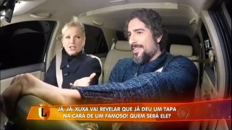Xuxa faz revelações sobre sua história e carreira no carro com Mion ...