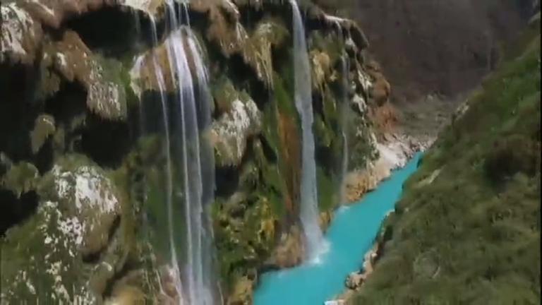 50 por 1 desembarca em paraíso de águas azuis no México ...