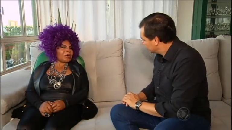 Prestes a completar 79 anos, Elza Soares luta pela saúde sem sair ...