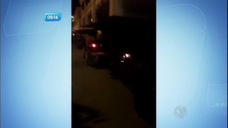 Polícia procura motorista de caminhão que atropelou motociclista ...