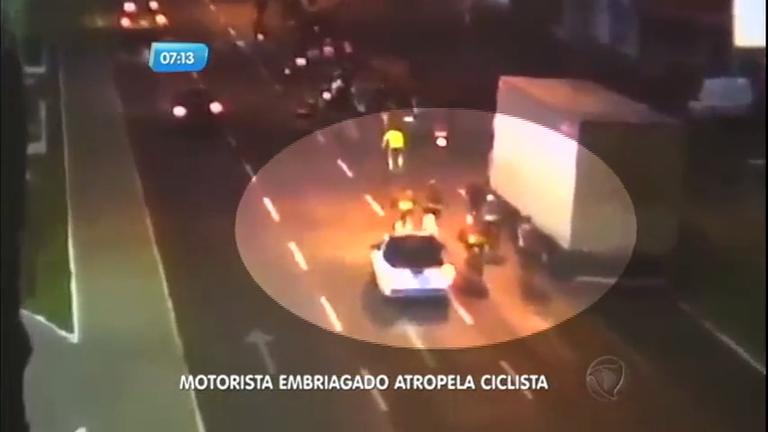 Motorista alcoolizado atropela 20 ciclistas em Cascavel (PR ...
