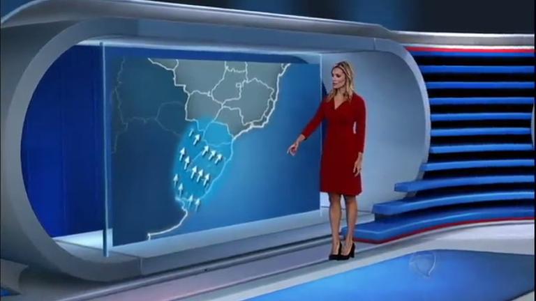 Massa de ar polar derruba a temperatura no Sul e Sudeste do País ...