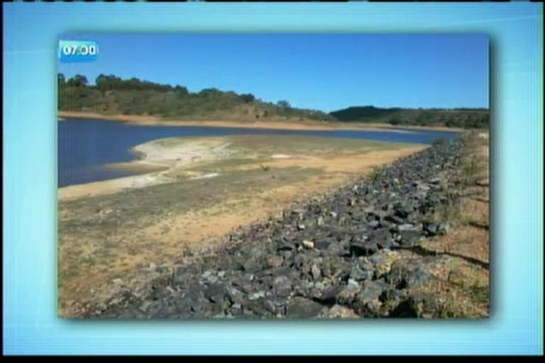 Racionamento de água por falta de chuva - Bahia - R7 Balanço ...