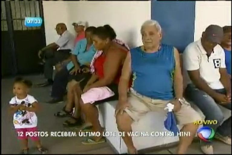 12 postos recebem último lote de vacina contra H1N1 - Bahia - R7 ...