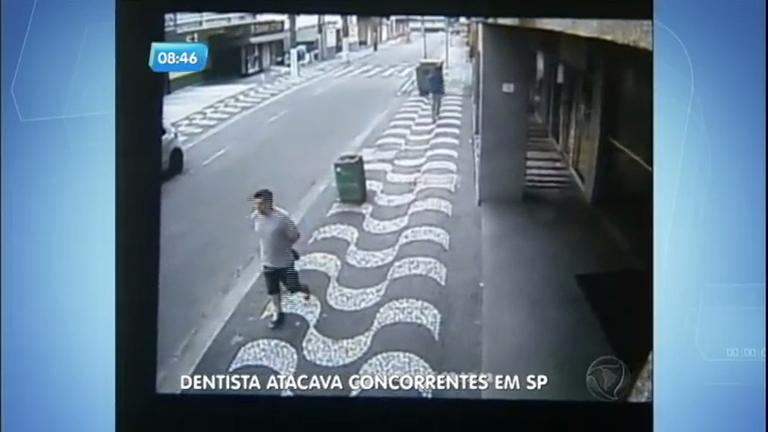 Polícia procura dentista que atacava concorrentes em São Vicente ...