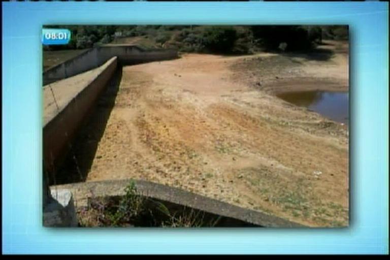 Vitória da Conquista enfrenta racionamento de água - Bahia - R7 ...