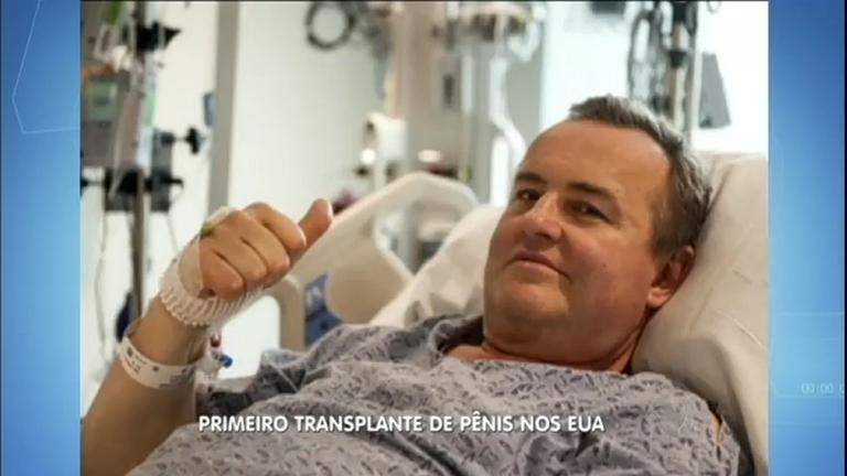 Estados Unidos faz o primeiro transplante de pênis da história do País