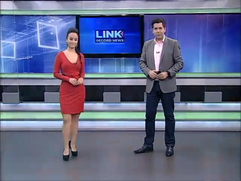 Assista ao Link Record News segunda edição desta terça ( 17) na ...