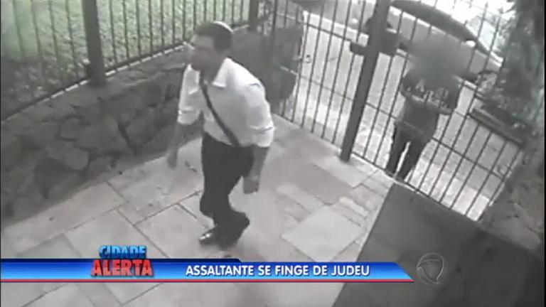 Criminoso se disfarça de judeu para assaltar prédios de luxo em ...