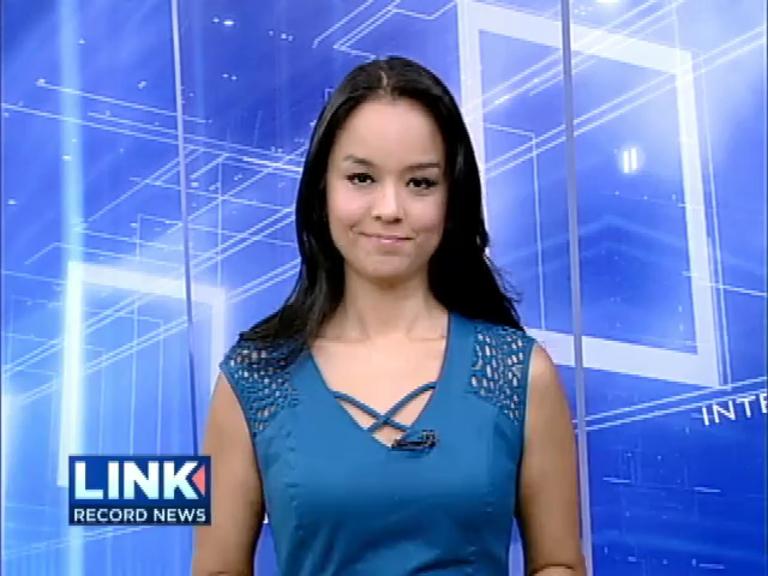 Veja a íntegra da primeira edição do Link Record News desta quarta
