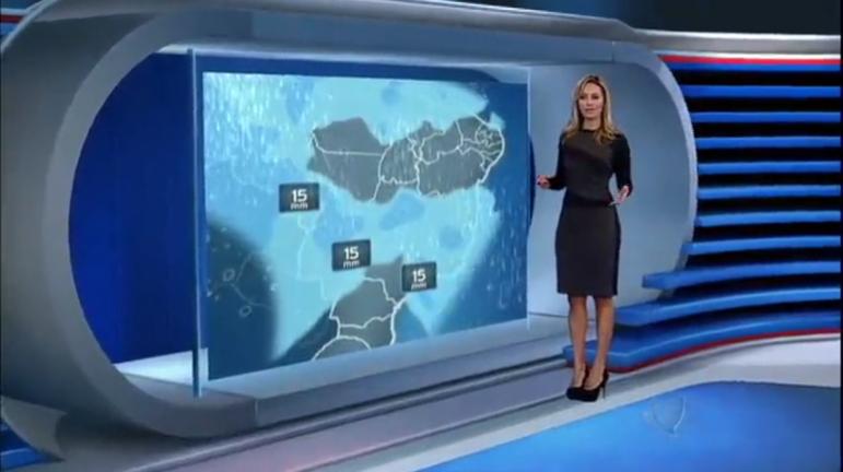 Confira a previsão do tempo para a quinta-feira (19) em todo o País ...