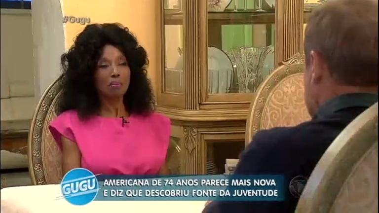 Gugu entrevista mulher que descobriu a fórmula da juventude ...