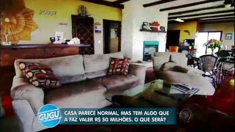 Casa custa 50 milhões por detalhe curioso - Entretenimento - R7 ...
