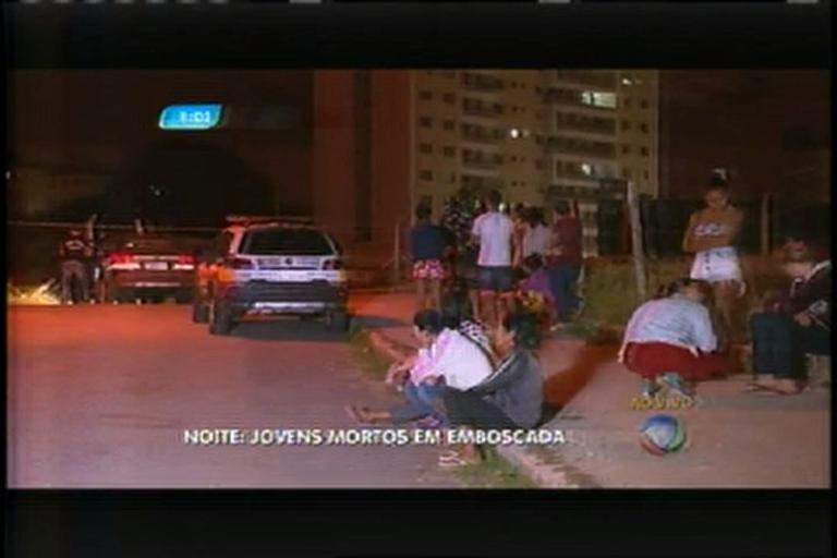 Jovens são executados a tiros em lote do bairro Juliana, em BH ...