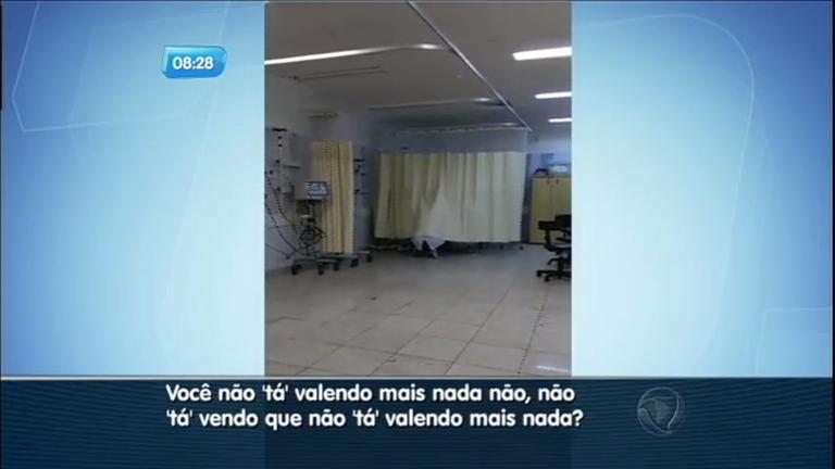 Flagra: técnicas de enfermagem maltratam idoso em UTI de hospital ...