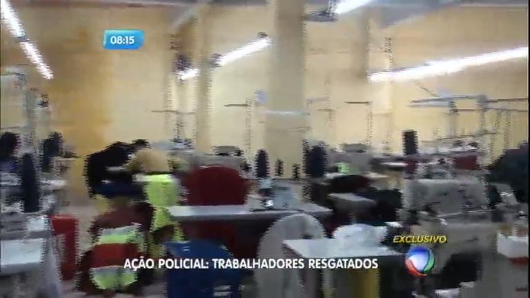 Polícia liberta bolivianos em situação de escravidão em Cajamar ( SP)