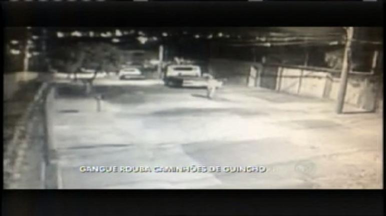 Prejuízo com roubos de caminhões-guincho chega R$ 700 mil na ...