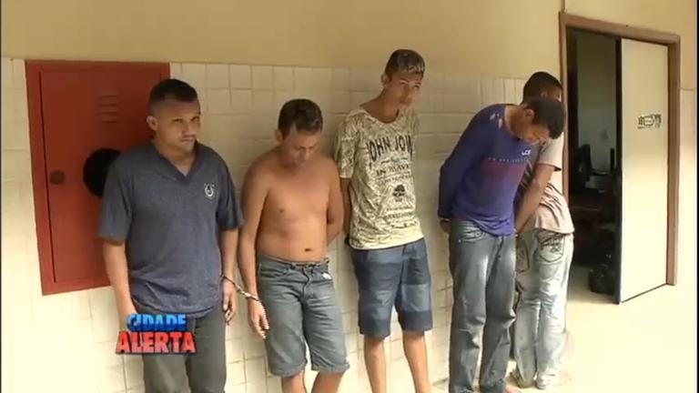 Criminosos são presos após assalto em condomínio em Belém ( PA ...