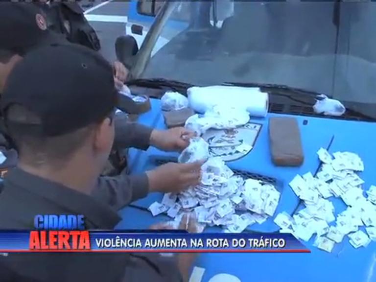 Tráfico de drogas aumenta em Rio das Ostras - Rio de Janeiro - R7 ...