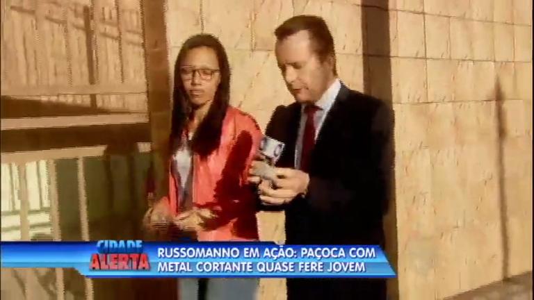Patrulha do Consumidor: mulher encontra pedaço de metal ...