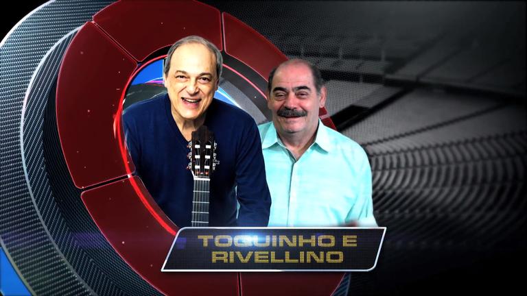 Os craques Rivellino e Toquinho comemoram aniversário de 70 ...