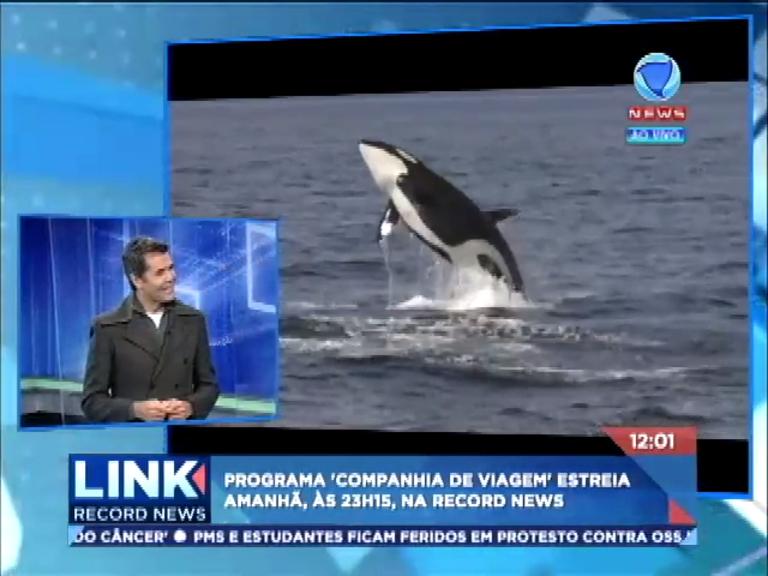 Marcio Moraes fala sobre o novo programa da Record News ...