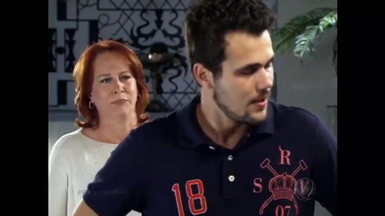 Vilma confessa que Miguel matou João - Entretenimento - R7 ...