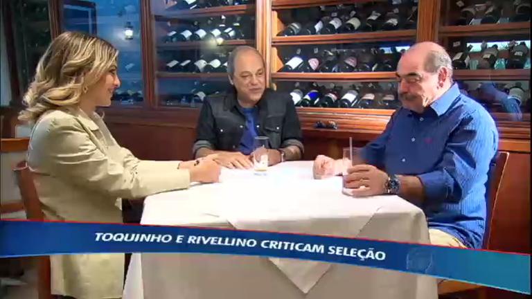 Exclusivo: Toquinho e Rivellino comemoram 70 anos e falam sobre ...