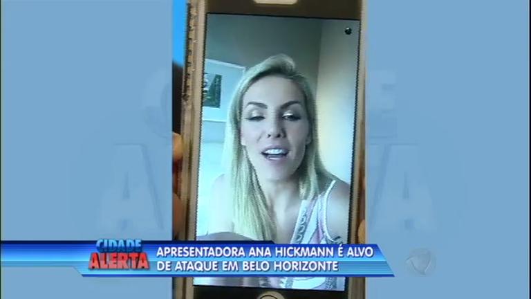 Ana Hickmann posta vídeo em rede social momentos antes de sofrer tentativa  de homicídio - RecordTV - R7 Cidade Alerta 2ea02e5463