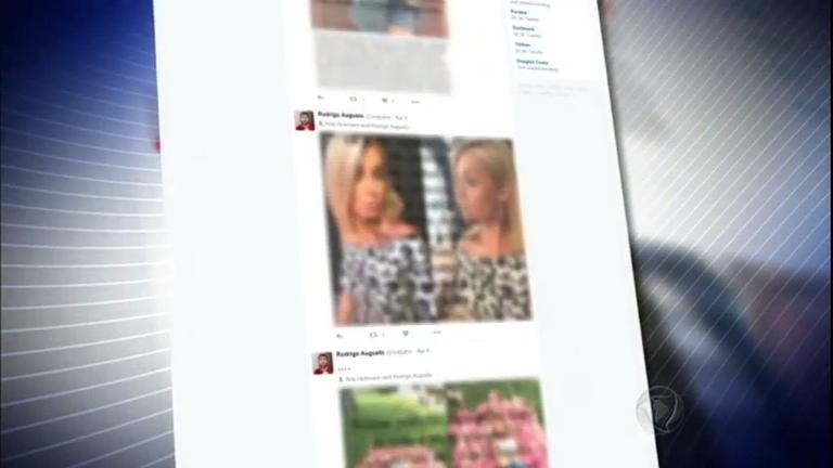 Atirador usava redes sociais para postar mensagens de amor e ...
