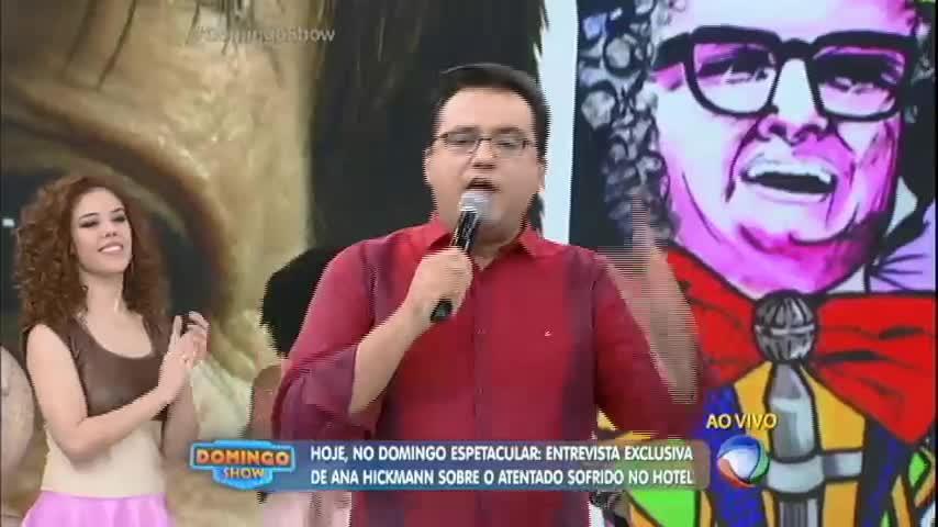 Geraldo Luís mostra como está ex-chacrete que após paralisia ...