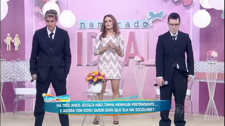 Namoro Ideal: Paula Fernandes e Natália Guimarães ajudam jovem a encontrar o amor