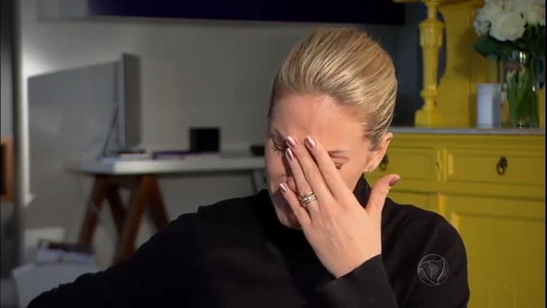 Exclusivo: abalada, Ana Hickmann relata momentos de terror na ...