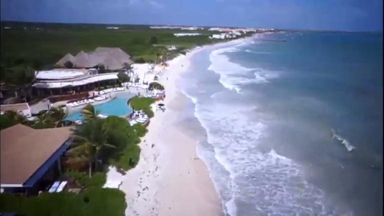 Aventura no México: conheça o hotel de luxo que cobra diárias de até R$ 30 mil