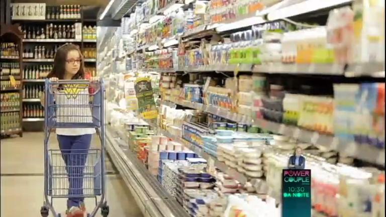 Crianças vão ao mercado fazer compras - Entretenimento - R7 ...