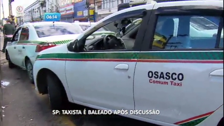 Taxista morre baleado durante briga em Osasco ( SP) - Notícias - R7 ...