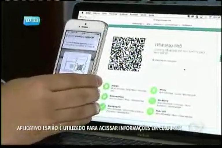Uso de aplicativo espião tem crescido em todo Brasil