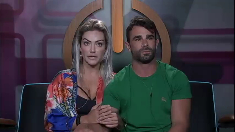 Gretchen fica furiosa e ' ataca' Jorge - Entretenimento - R7 Power ...